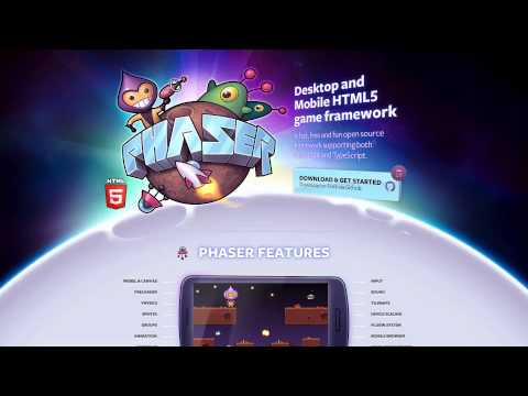 HTML5 Mobile Game Development With Phaser - Course Trailer
