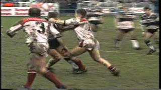 Featherstone vs Hull KR   Scrumdown 1992