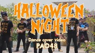 PAO48 - Halloween Night JKT48 Dance Cover