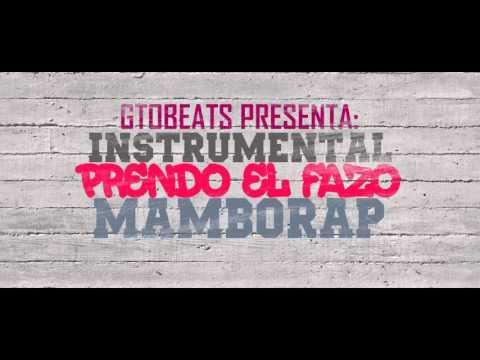 MBRP - PRENDO EL FAZO / INSTRUMENTAL ORIGINAL (GTOBEATS)