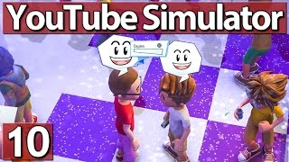 100.000 ABOS! ► YouTubers Life Let's Play #10
