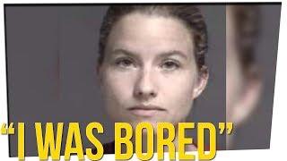 Mom Blames Crime Spree on Boredom ft. Steve Greene & Nikki Limo