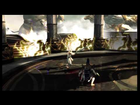 God of War: Ascension - Multiplayer: Choose Allegiance Ares, Basic Training,