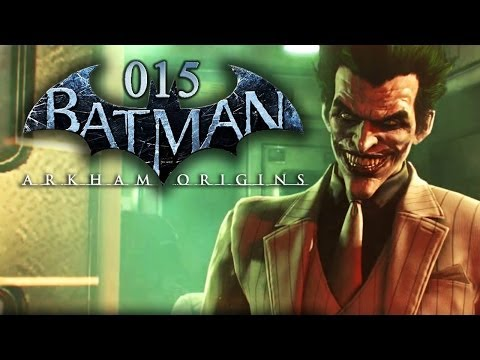 BATMAN: ARKHAM ORIGINS #015 - Im Visier des Jokers [HD+] | Let's Play Batman: Arkham Origins