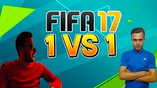 FIFA 17 - 1 vs 1 - EL CLASICO REAL MADRID vs BARCELONA