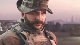 Call of Duty Modern Warfare Full Game Movie