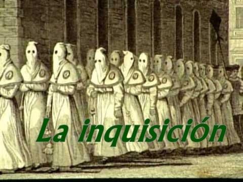 documental - la inquisicion