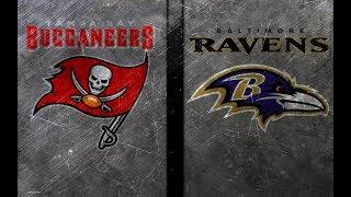 THE EDGE # 38 - Tampa Bay Buccaneers @ Baltimore Ravens | Top Offense Vs Top Defense | Joe Noobo