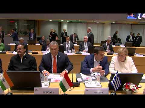 България работи активно за засилване на свързаността на Балканите. Това заяви министър-председателят Бойко Борисов на 12-ата среща на върха Азия - Европа (АСЕМ) в Брюксел, която тази година се домакинства от ЕС.