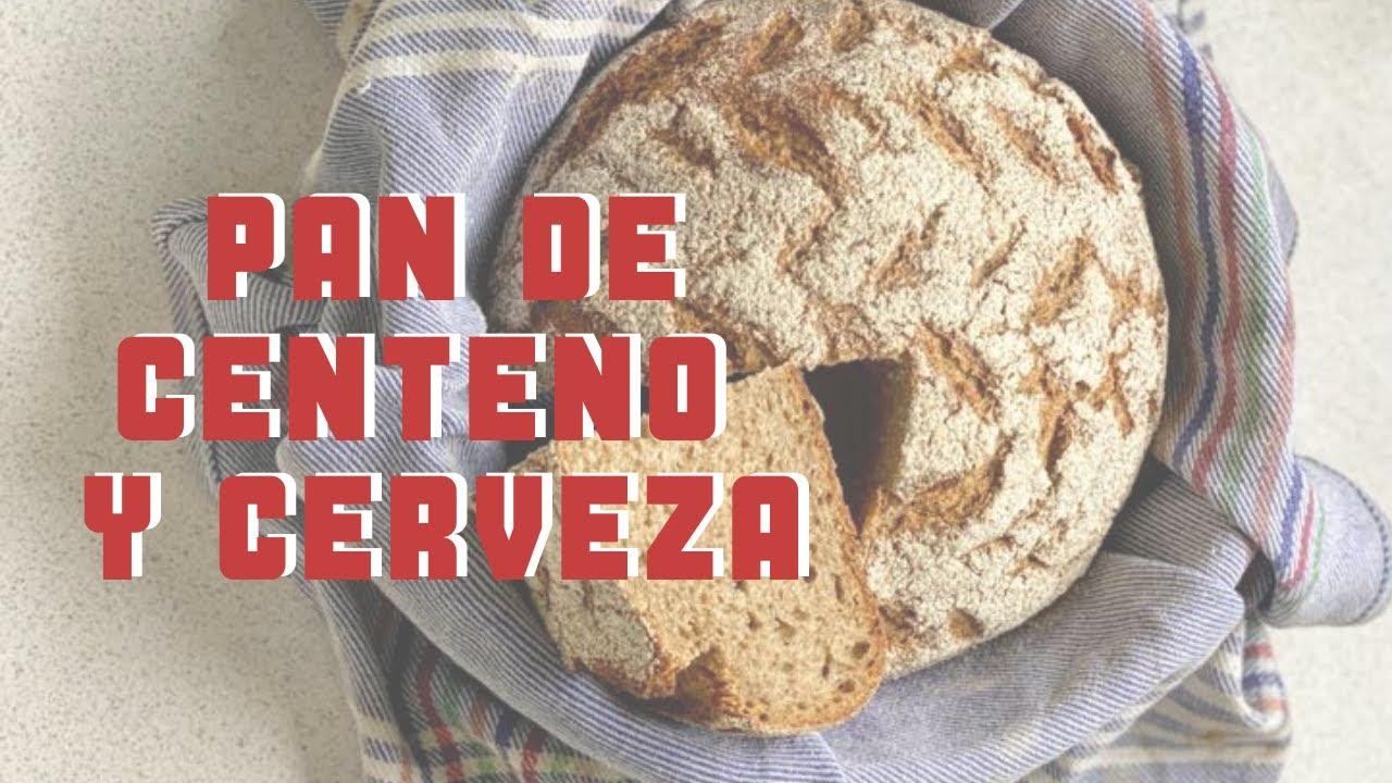 PAN DE CENTENO Y CERVEZA - #retocenteno