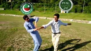 PTI vs PMLN (funny)