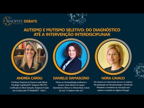 Autismo e Mutismo Seletivo: do diagnóstico até a intervenção interdisciplinar | Sinopsys Debate #7