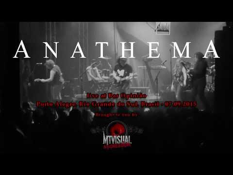 ANATHEMA - Live at Bar Opinião - Porto Alegre [2015] [FULL SET]