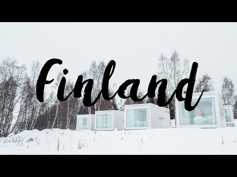 Lapland, Finland in One Minute