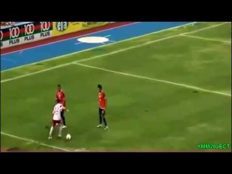 Funny skill ● Malaysian Neymar ||EPIC FAIL||