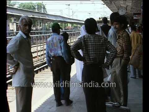 Bhopal Railway Station: Archival Footage