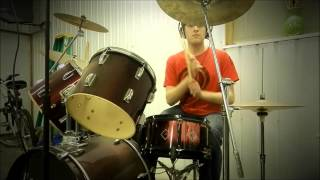 Hollywood Undead - Gravity Drum Cover