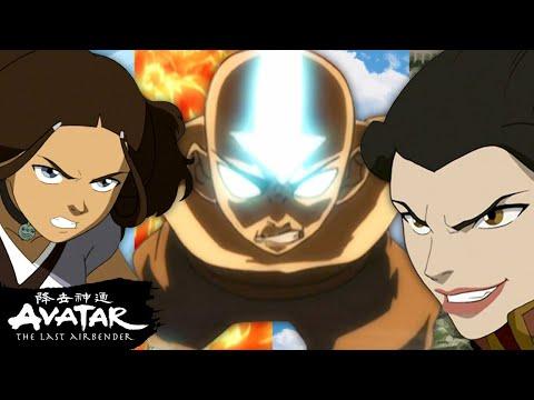 Each Type of Bending RANKED 🌿🔥💧💨 Avatar Power Rankings #2 | Avatar