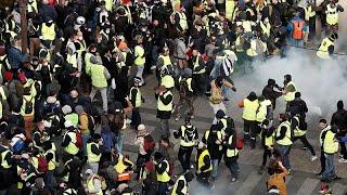 Gelbwesten: Angriff von Straßburg inszeniert?