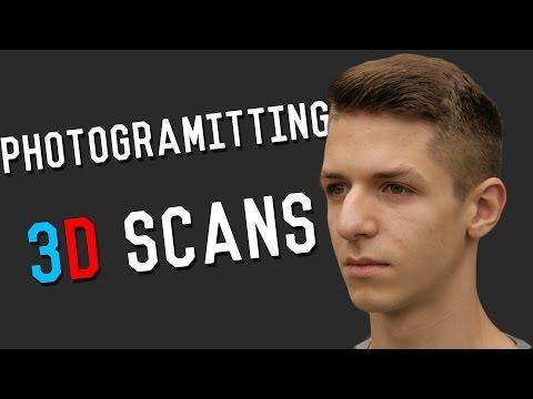 Photogrammetry - a few test shots