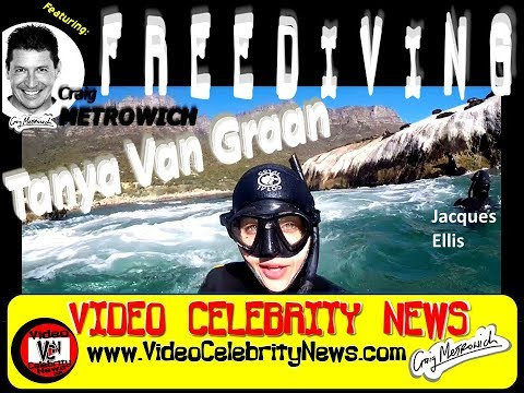 Tanya Van Graan FREEDiViNG ed by Craig Metrowich WATER ACTION