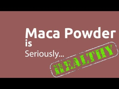 The top 5 health benefits of Maca powder | Maca root powder