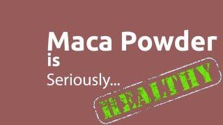 The top 5 health benefits of Maca powder | Maca root powder - Health benefits