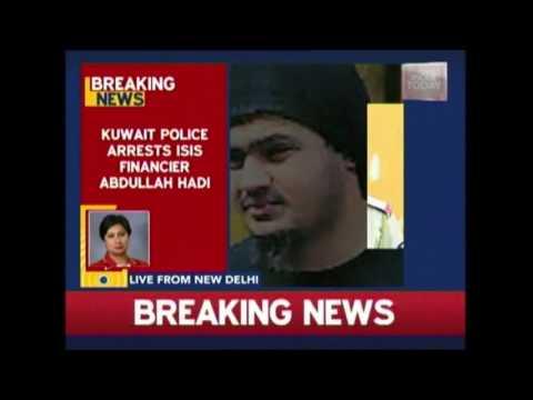 Kuwait Police Arrest ISIS Financier Abdullah