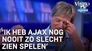 """Wim Kieft schrikt van niveau Ajax: """"Zo slecht waren ze nog nooit, Jezusmina!"""""""
