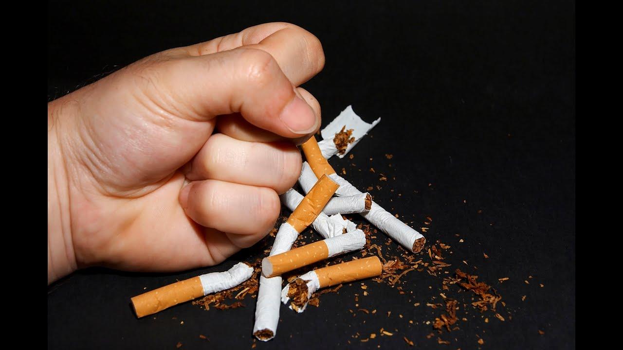 Узелки как бросить курить