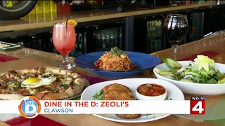 Live in the D: Dine in the D at Zeoli&#39s in Clawson