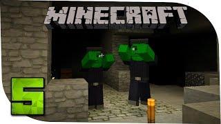 Minecraft С модами 5 Расхититель пещер