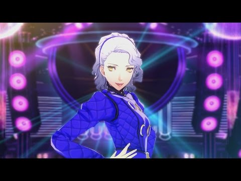 Persona 4: Dancing All Night - Margaret (Electronica in the Velvet Room)