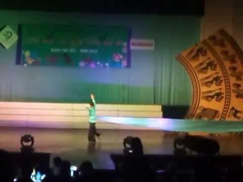 2.Liên hoan văn nghệ thiếu nhi hè 2013 (phường Tam Bình)