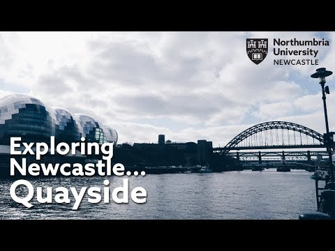 Exploring Newcastle... Quayside | Tour of Newcastle