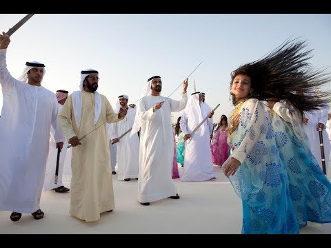 United Arab Emirates Traditional Wedding