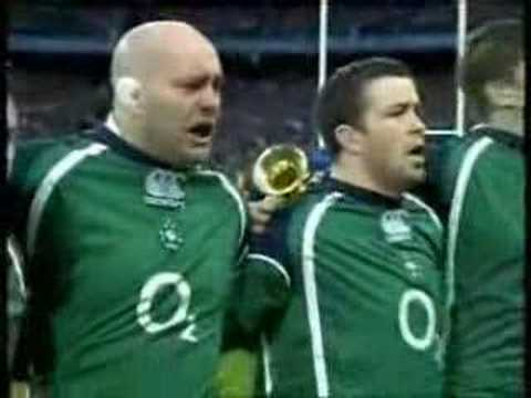 Irish Rugby Anthem - Ireland's Call