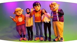 Rafadan Tayfa Stüdyosunu Gezdik   Rafadan Tayfa Göbeklitepe 27 Aralık'ta Sinemalarda!