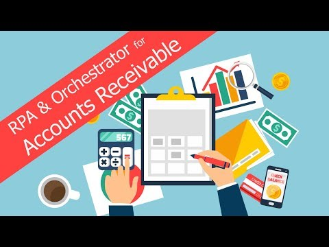 RPA And JD Edwards Orchestrator For Accounts Receivable Collections
