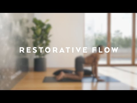 Restorative Flow with Andrew Sealy