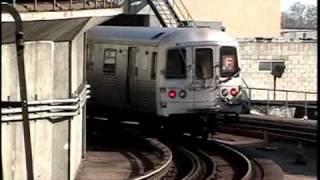 NY Subway - Coney Island
