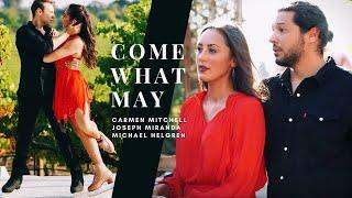 Come What May | Cover by Carmen Mitchell & Joseph Miranda