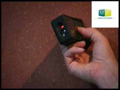 Laser Entfernungsmesser I2c : Mètre laser
