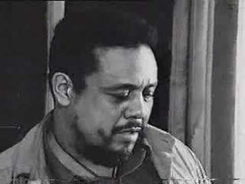 Charles Mingus Speaking