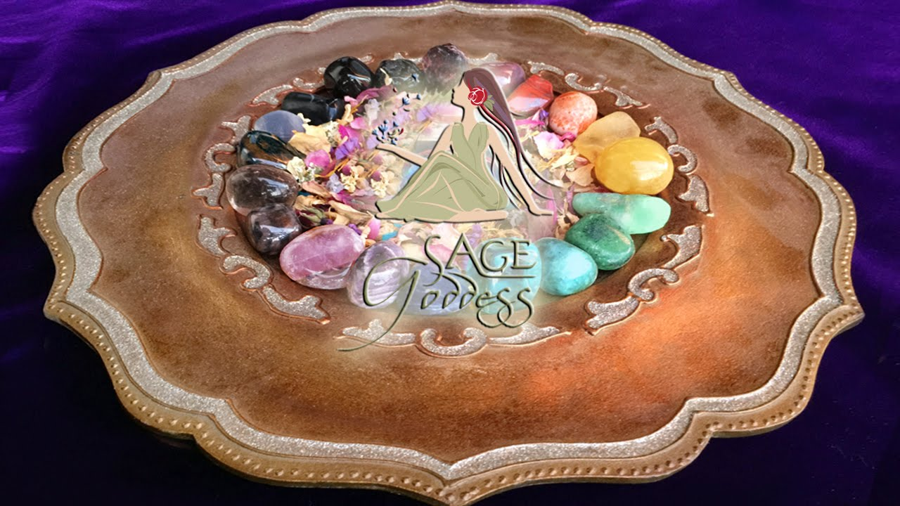 Sage Goddess Simple Ritual Ceremony for Beginners