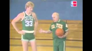 Lessons from Larry Bird on Shooting the Ball