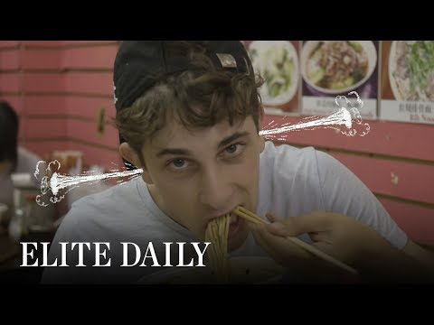 Food Lovers Explore Flushing Queens For Authentic Chinese Cuisine  [NFFNM]