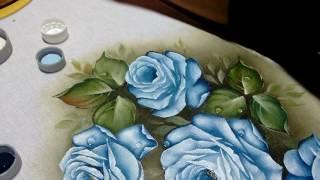Solene Fernandes Rosa azul 2
