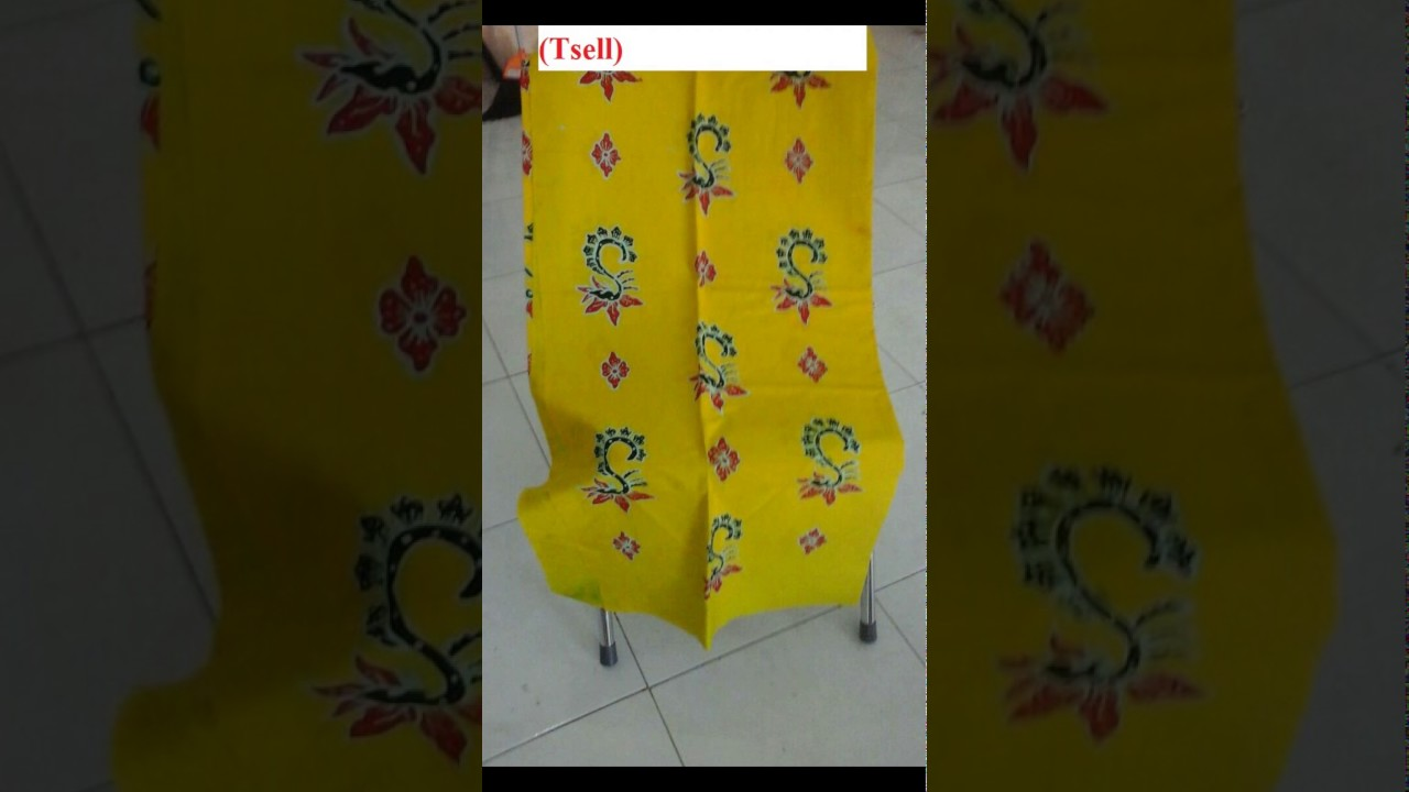 Pareo Sarongschnalle #2 Sarong Strandtuch Handgearbeitet inkl