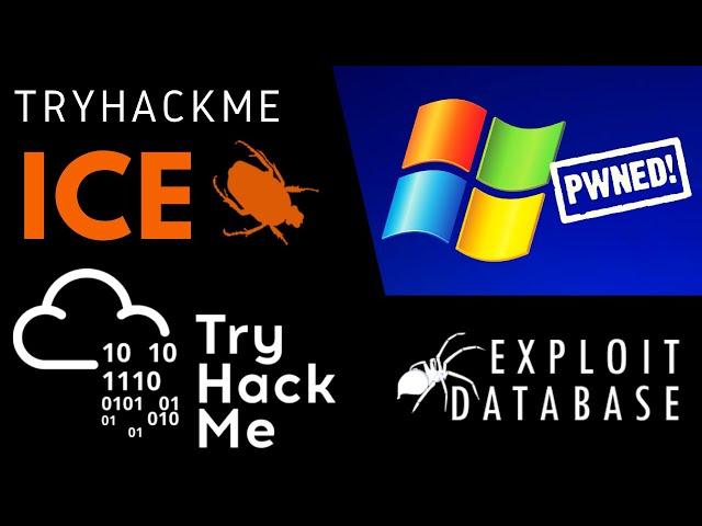 TryHackMe Ice - Manual Exploitation Walkthrough